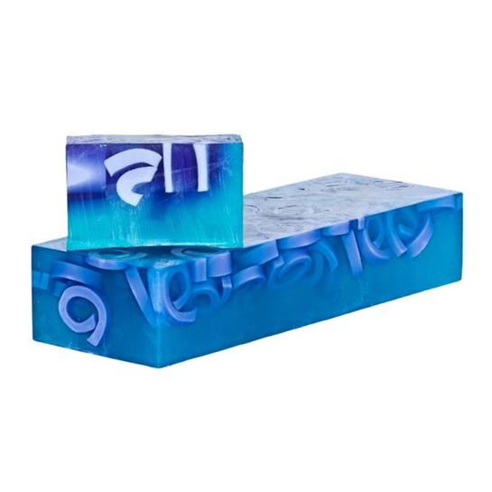 6 – Blueberry Delight Soap Bar